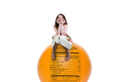Ισορροπημένη & υγιεινή διατροφή για  γυναίκες