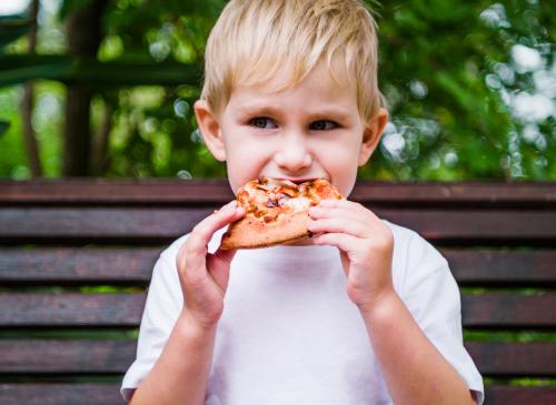 Υγιεινές επιλογές για  κολατσιό